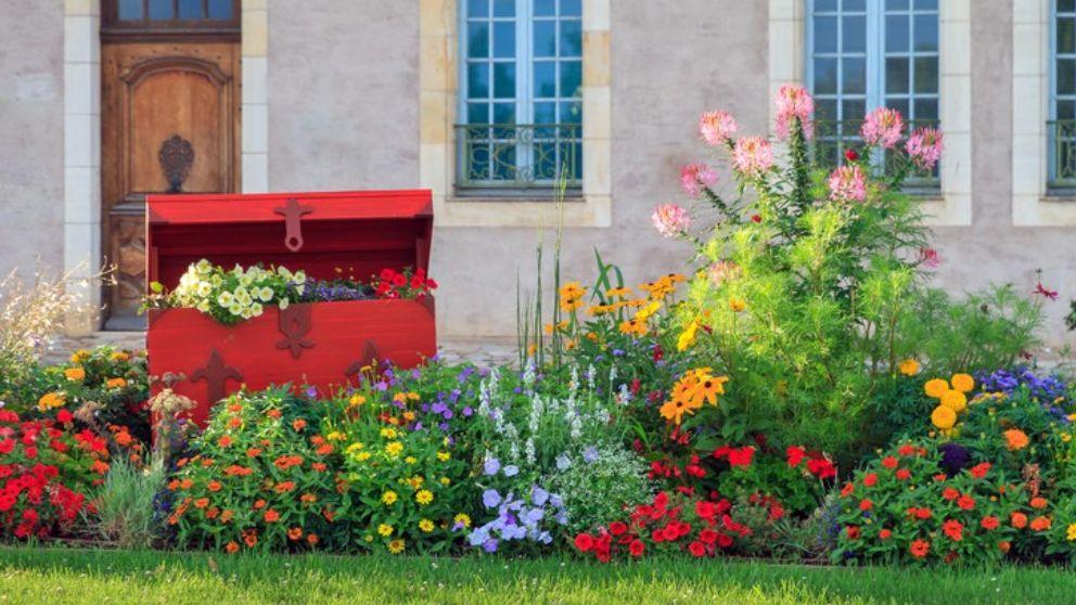 C mo decorar un jard n paso a paso for Jardines de soraya
