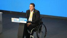 David Bonvehí, presidente del PDeCAT. (EP)