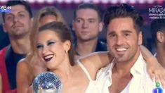 Bustamante y Yana ganan la primera edición de 'Bailando con las Estrellas'
