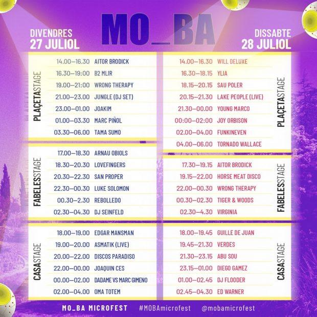 Horarios MO_BA