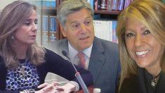 Carmen Lamela, Eduardo de Porres y Susana Polo, nuevos magistrados del Tribunal Supremo.