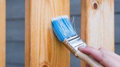 Cómo y cuando aplicar imprimación antes de pintar madera