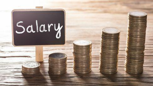 Salarios españoles (Foto. IStock)
