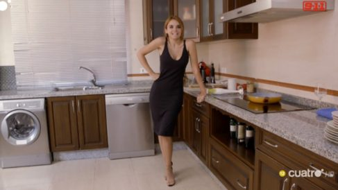 Melody en su casa en 'Ven a cenar conmigo: Summer Edition'
