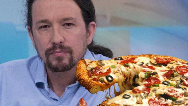 Podemos quiere que pagues un 21% más cuando compres una pizza