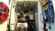 Imagen de archivo del interior de una ambulancia. Foto: Europapress.