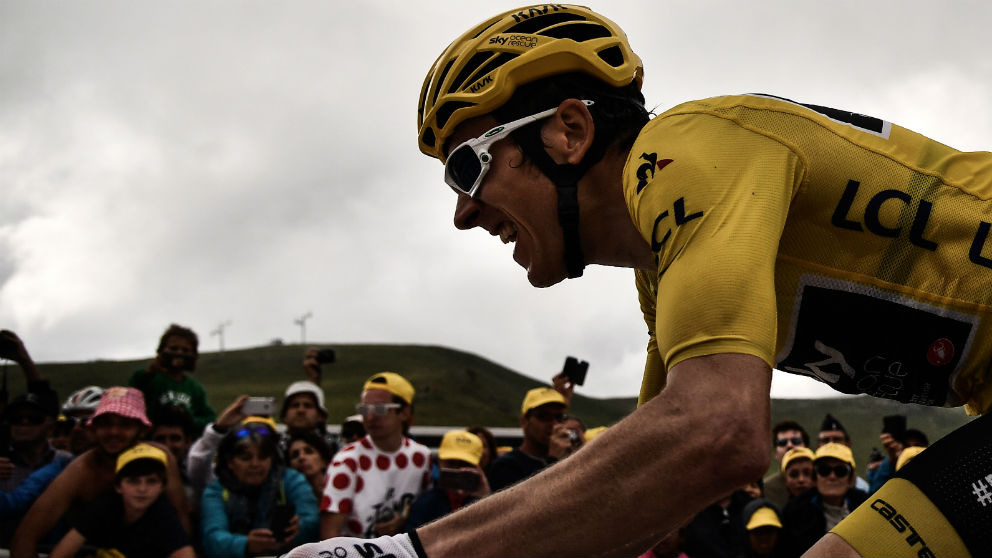 Así queda la clasificación del Tour de Francia tras la etapa de hoy.