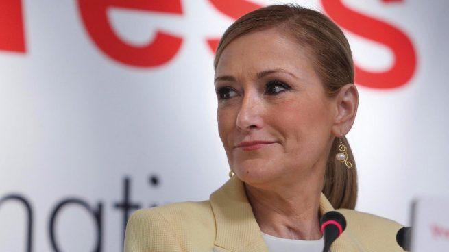 La Audiencia Nacional confirma el archivo de las actuaciones contra Cifuentes en el caso Púnica