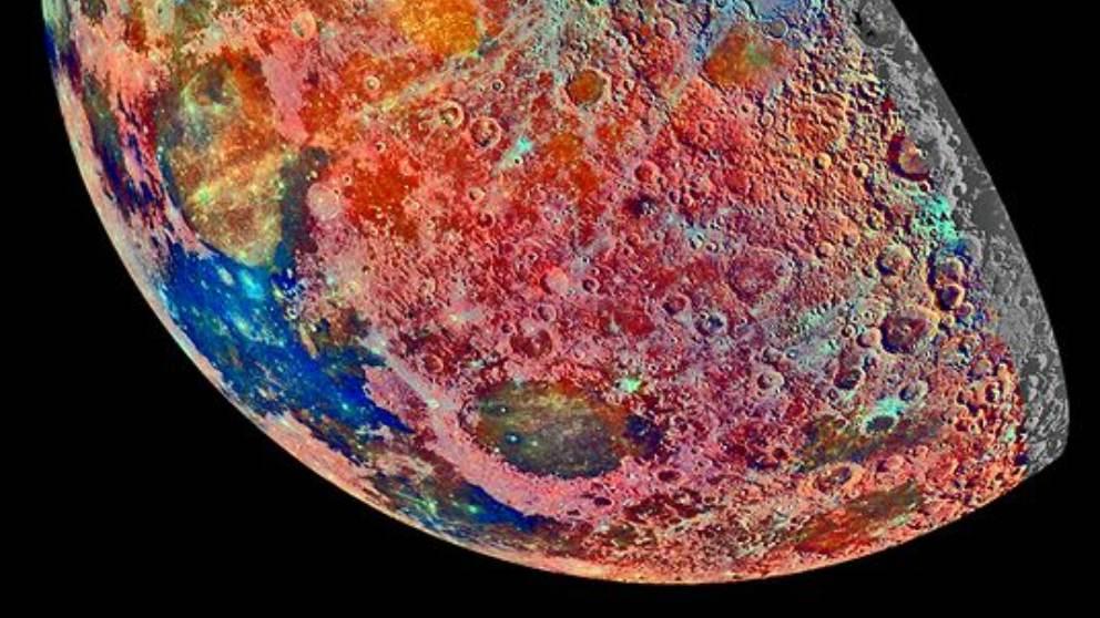 La Luna pudo albergar vida hace millones de años