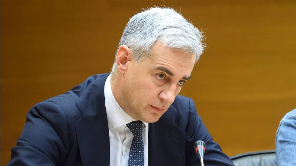 Ricardo Costa, ex secretario general del PP valenciano. (EP)