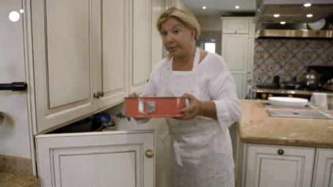 Olivia Valere en 'Ven a cenar conmigo: summer edition'