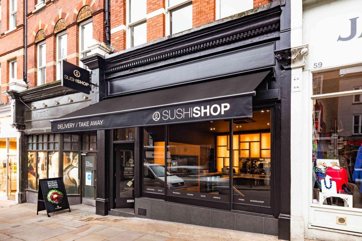 Sushi Shop (Foto. SS)