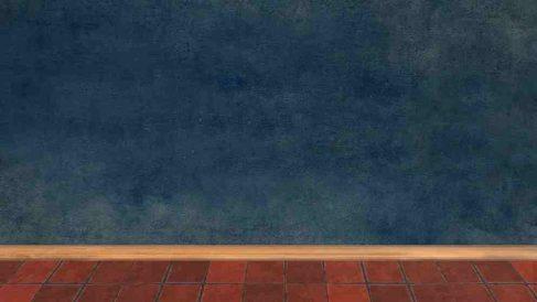 El color terracota aporta sensación de calidez
