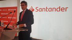 José Antonio Álvarez, consejero delegado de Banco Santander.