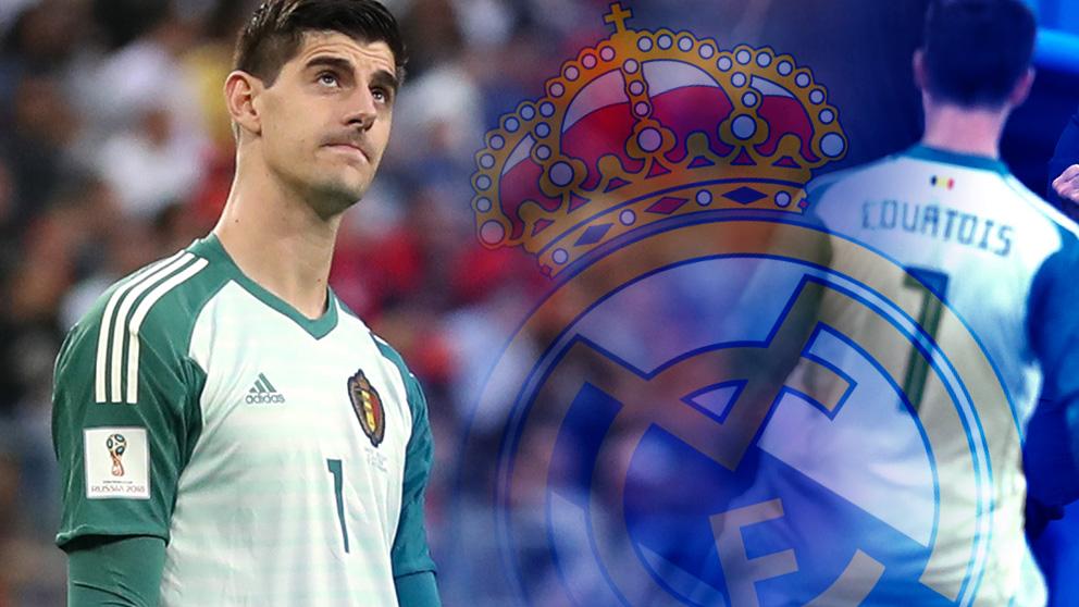 Thibaut Courtois está deseando fichar por el Real Madrid.