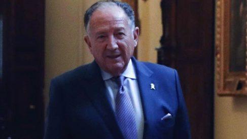 El director del Centro Nacional de Inteligencia, Félix Sanz Roldán. (Foto. EFE)