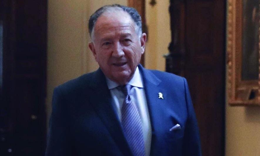 El ex director del Centro Nacional de Inteligencia, Félix Sanz Roldán (Foto: EFE)