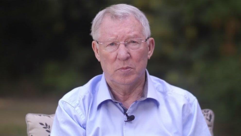 Alex Ferguson volvió a reaparecer públicamente después de sus problemas de salud. (Europa Press)