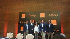 Equipo de Orange (Foto: C.M.)