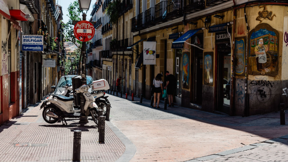 Calle de Malasaña, Madrid (Foto: iStock)