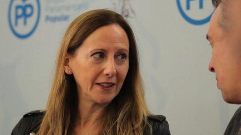 La diputada del PP Marta González. (Foto. PP)