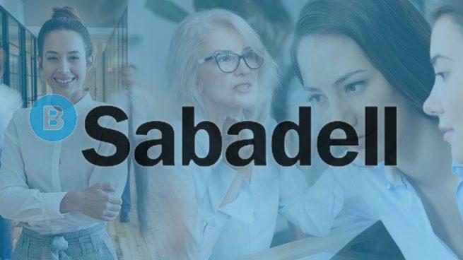 Banco Sabadell ya es el banco de las mujeres: un 56% de la plantilla es femenina