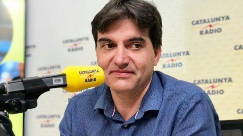 Sergi Sabrià. (Foto: Europa Press)