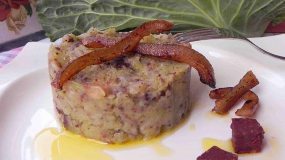 Receta de trinxat de la Cerdanya, un plato tradicional muy completo