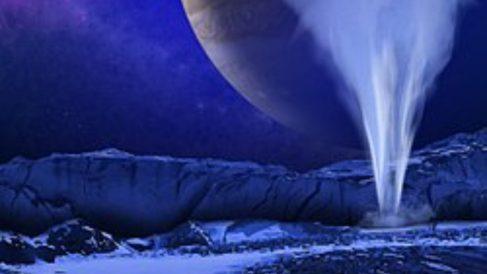 Vida superficial en Europa, la luna de Júpiter