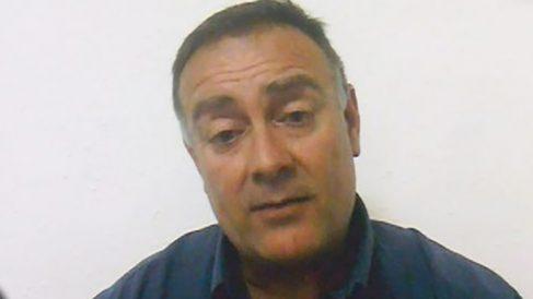 Angel Gómez, presidente de la Unión de Mossos por la Constitución (UCM).