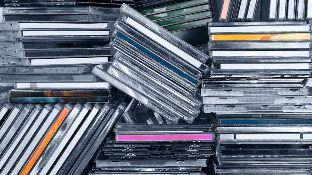 Varias ideas para saber cómo organizar CDs