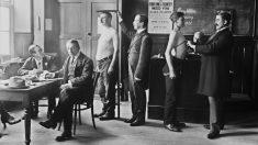 Reclutamiento de soldados para la Armada Británica en la Primera Guerra Mundial | Efemérides del 28 de julio de 2018.