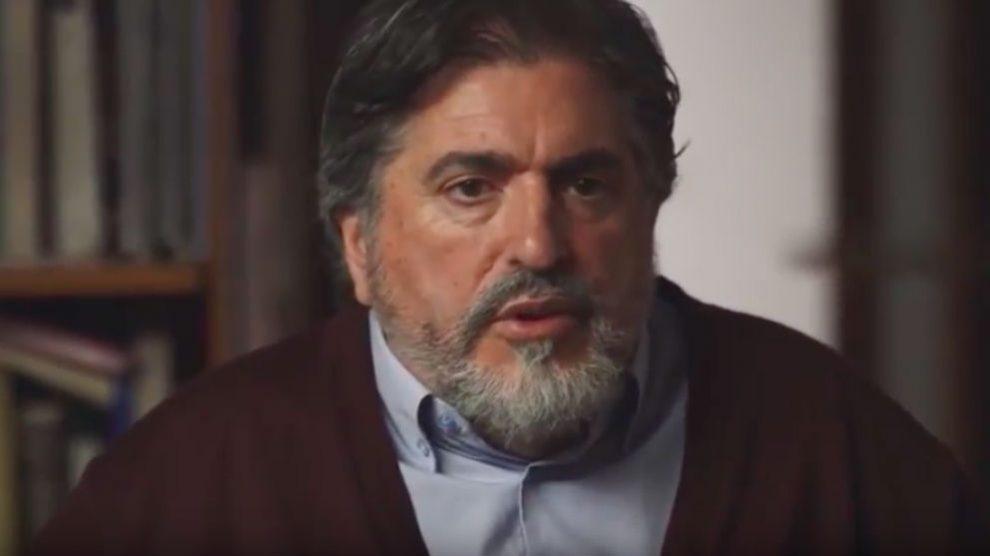 Jesús Eguiguren, en un fotograma del documental 'El fin de ETA'.