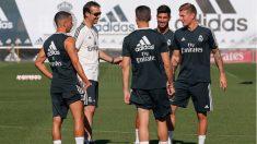 El Real Madrid pone rumbo a Estados Unidos. (Realmadrid.com)