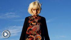 La cantante de Copenaghe Lydmor presenta su nuevo single 'Claudia'