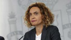 La ministra de Política Territorial y Función Pública, Meritxell Batet (Foto: EP)