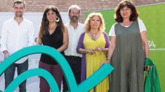 Presentación de 'Adelante Andalucía'.