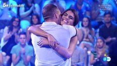 Sofía y Cristian en 'Volverte a ver'