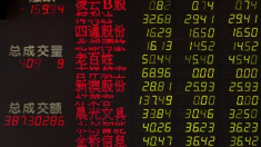 Valores de Bolsa en China