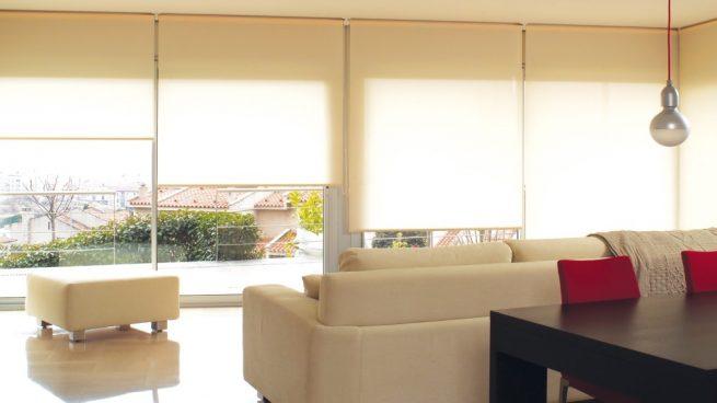 colocar cortinas sin taladrar
