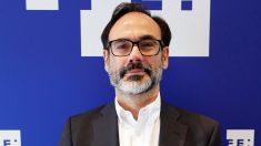 Fernando Garea, presidente de la Agencia EFE. (Foto: EFE)