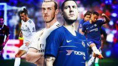 Hazard sólo quiere jugar en el Real Madrid.