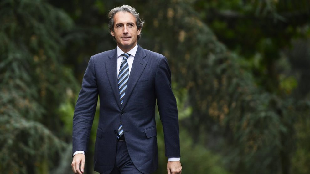 Iñigo de la Serna, exministro de Fomento. (Foto: AFP)