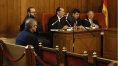 Sesión del juicio al padre Román, en el llamado 'caso Romanones'. (EP)
