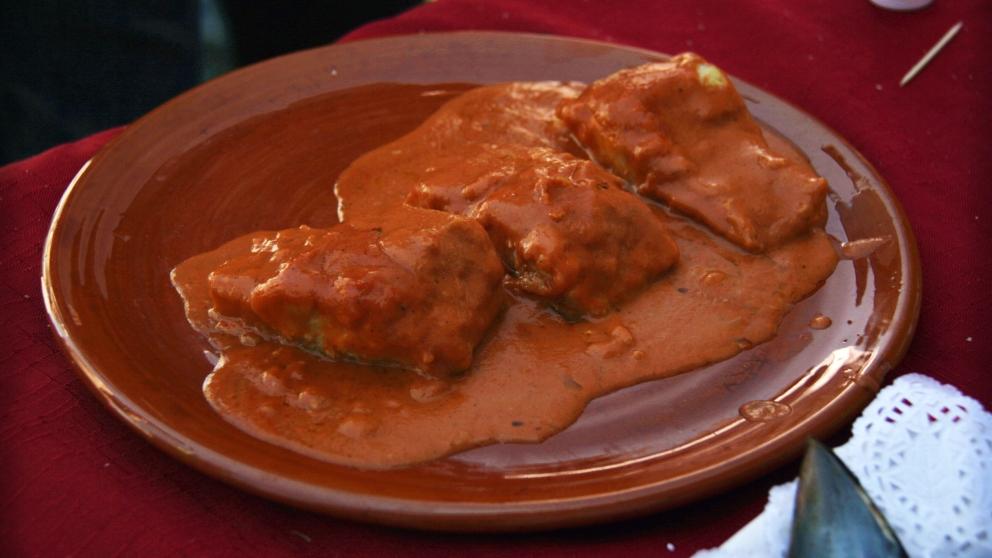 Receta de salsa vizcaína