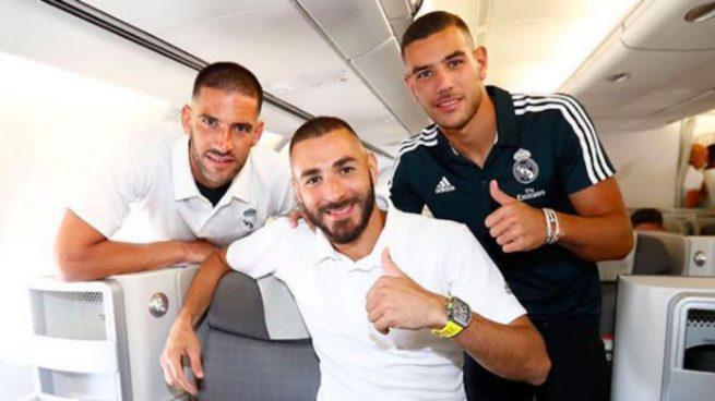 El despiste de Theo: perdió el avión y tuvo que viajar a San Sebastián en coche