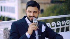 Enrico de Mattia, militar de 25 años, que se ha suicidado en casa de Silvio Berlusconi.