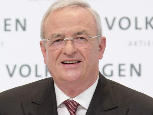El expresidente de WV Martin Winterkorn