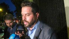 José Miguel Cedillo, huerfano por el asesinato de su padre por ETA. (EP)