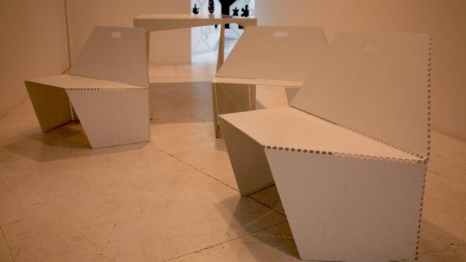 C mo hacer muebles de cart n paso a paso que sean resistentes - Muebles de carton ...